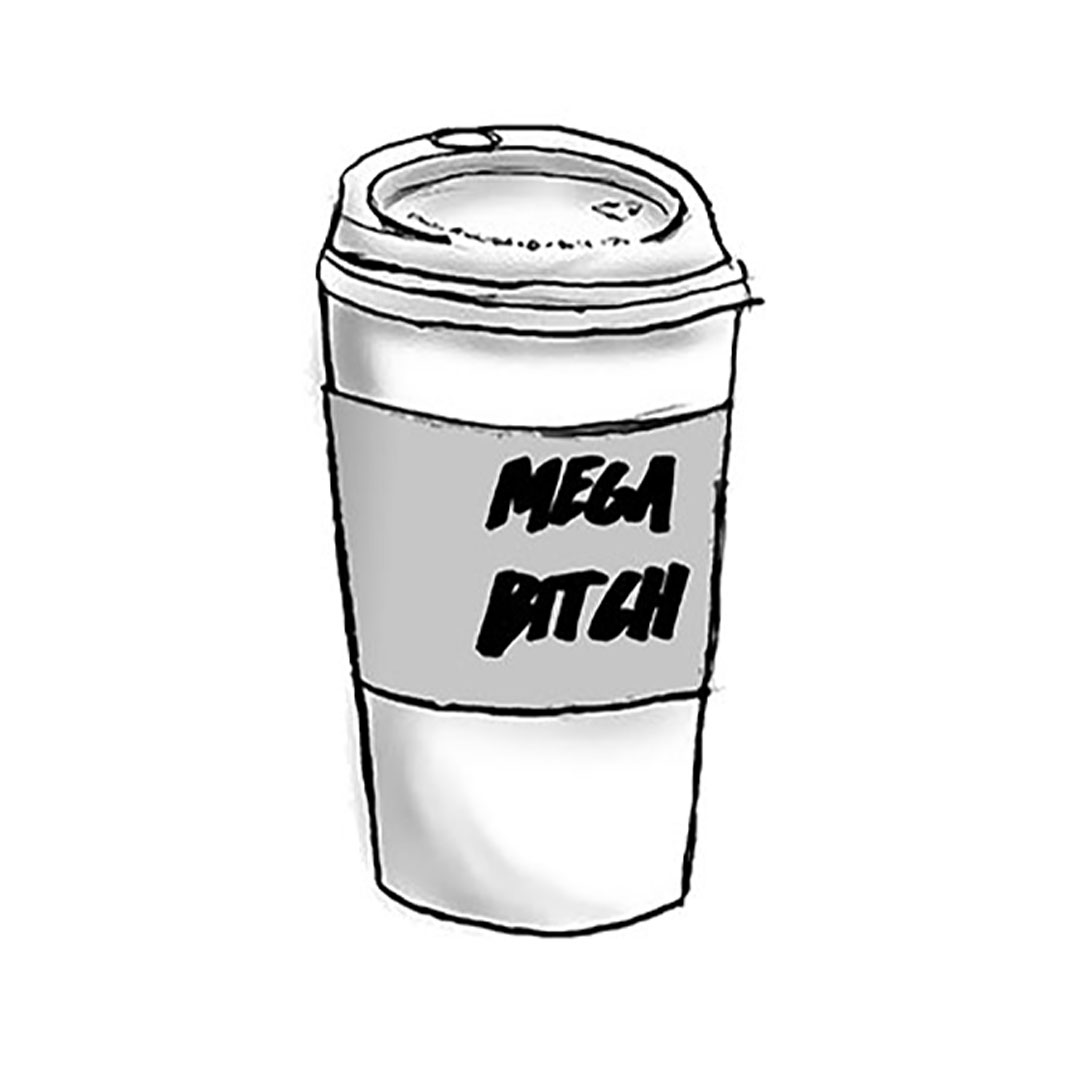 mega bitch design