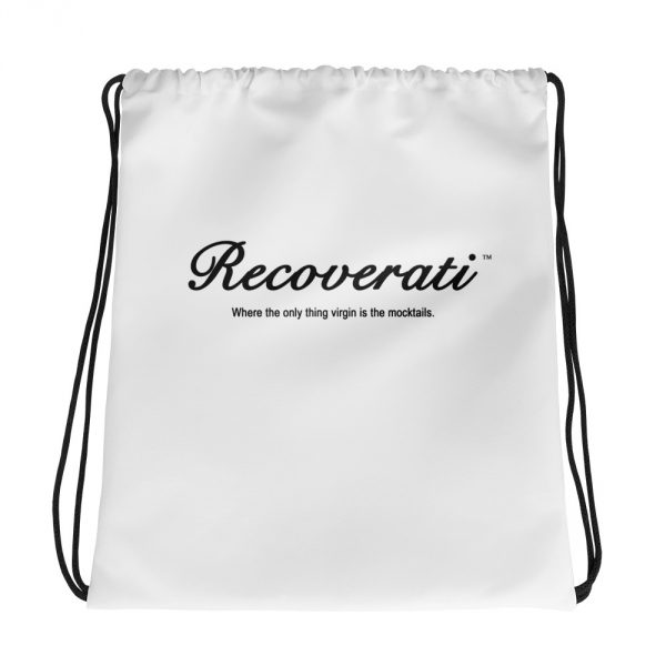 Recoverati drawstring bag