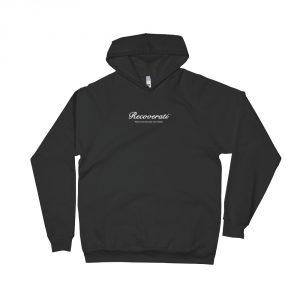Recoveati black hoodie