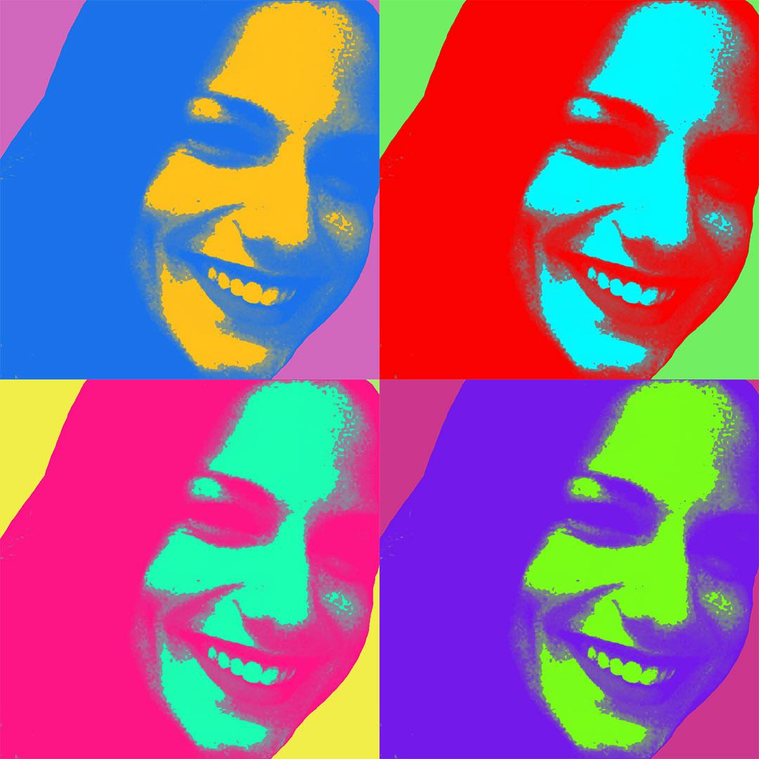 Lucy Pop Art